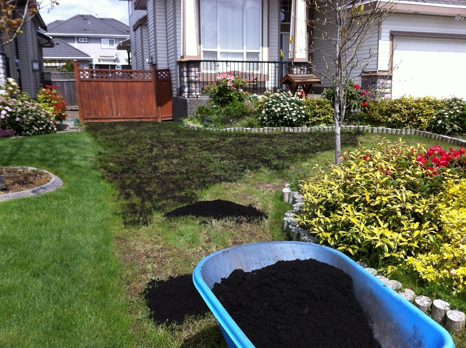 b59778c13e The Friendly Green - Top Dressing, Soil Delivery & Installation ...
